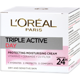 L'oréal - Triple active day protecting moisturising cream - dry and sensitive skin.png (1)
